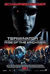 Terminator 3 Rise of the Machines (2003) [English] - Arnold Schwarzenegger, Nick Stahl, Claire Danes and Kristanna Loken