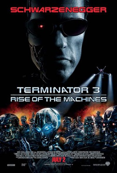 Picture of a movie: Terminator 3: Rise Of The Machines