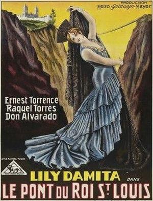 The Bridge of San Luis Rey (1929 film) - Image: The Bridge of San Luis Rey El puente de San Luis Rey