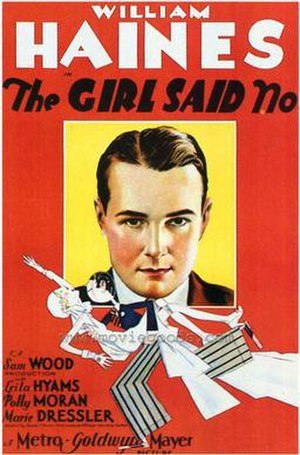 The Girl Said No (1930 film) - Image: The Girl Said No 1930