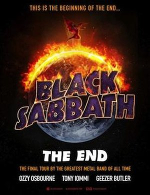 The End Tour - Image: The End World Tour