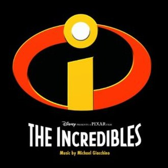 The Incredibles (film score) - Image: The Incredibles Soundtrack