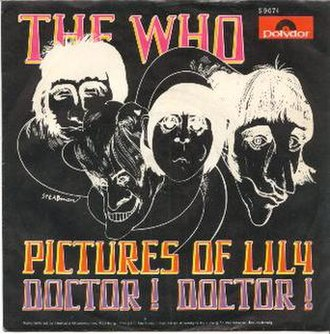 Pictures of Lily - Image: The Who Pictures Of Lily German