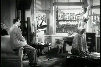 The Animal Kingdom - Leni Stengel, with Don Dillaway and Ann Harding in The Animal Kingdom (1932)