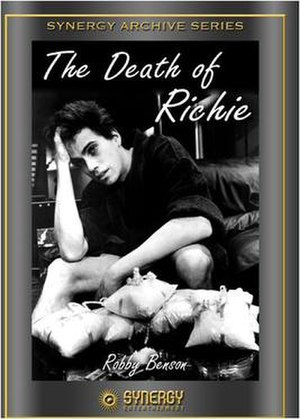 The Death of Richie - 2007 Release DVD Cover