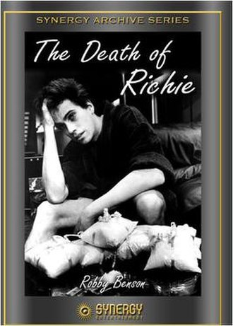 The Death of Richie - 2007 Synergy Entertainment Release DVD Cover