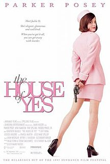 <i>The House of Yes</i> 1997 film by Mark Waters