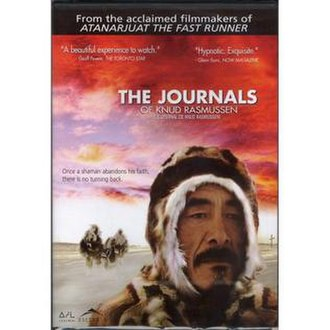 The Journals of Knud Rasmussen - DVD cover