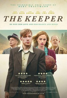 <i>The Keeper</i> (2018 film) 2018 film directed by Marcus H. Rosenmüller