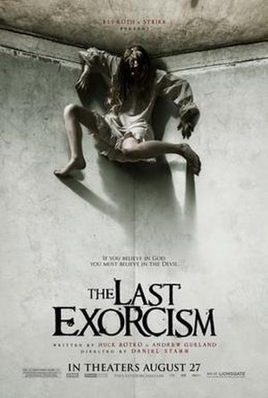 The Last Exorcism - Theatrical Release Poster
