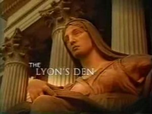 The Lyon's Den - Image: The Lyon's Den title card