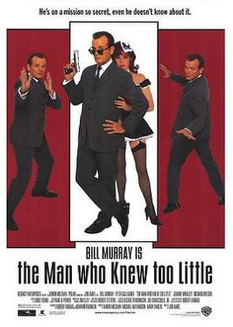 The Man Who Knew Too Little - Image: The Man Who Knew Too Little