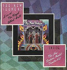 The New Seekers - Live at the Royal Albert Hall.jpg