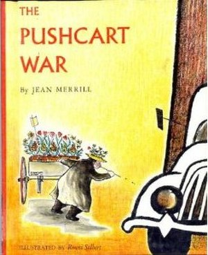The Pushcart War - First edition.