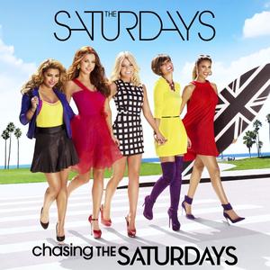 Chasing the Saturdays (EP) - Image: The Saturdays Chasing the Saturdays