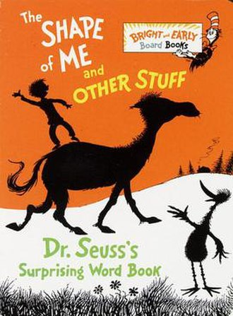 The Shape of Me and Other Stuff - Hardcover cover