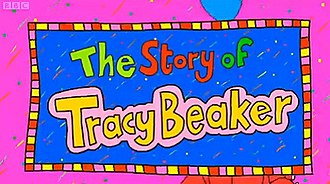 The Story of Tracy Beaker (TV series) - The Story of Tracy Beaker title card