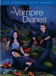 The Vampire Diaries - Season 3 Ep  18