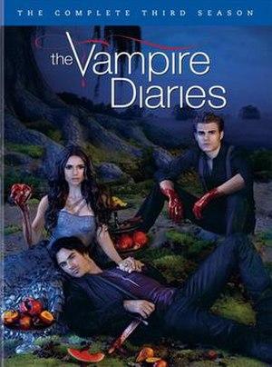 The Vampire Diaries (season 3) - Image: The Vampire Diaries Season 3