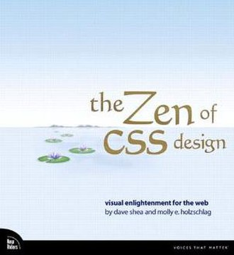 The Zen of CSS Design - Image: The Zen of CSS Design cover