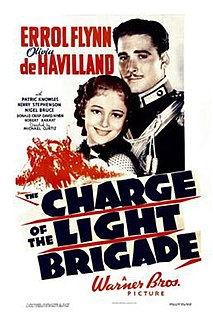 <i>The Charge of the Light Brigade</i> (1936 film) 1936 film by Michael Curtiz