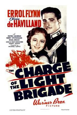 The Charge of the Light Brigade (1936 film) - Image: Thechargeofthelightb rigade 1936