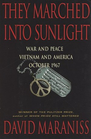 They Marched Into Sunlight - Second edition cover