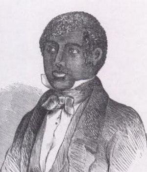 Thomas Sims - Portrait of Thomas Sims