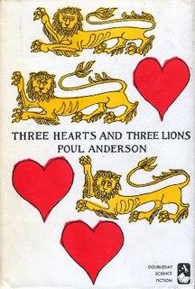 <i>Three Hearts and Three Lions</i> novel by Poul Anderson
