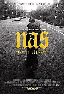 <i>Nas: Time Is Illmatic</i> 2014 documentary film