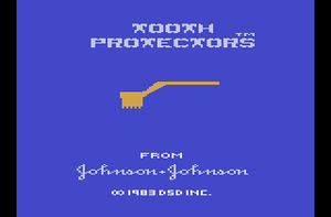 Tooth Protectors - Image: Tooth Protectors title screenshot