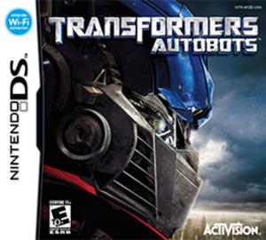 Transformers Autobots - Image: Transformers Autobots Coverart
