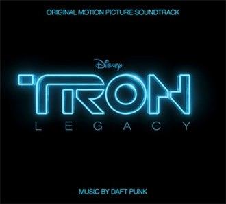 Tron: Legacy (soundtrack) - Image: Tron Legacy Soundtrack