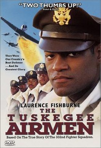 The Tuskegee Airmen - DVD Cover art