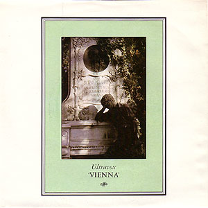 Vienna (Ultravox song) - Image: Ultravox Vienna single