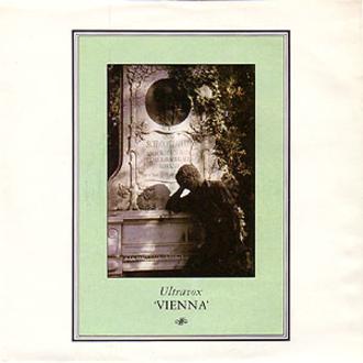 Vienna (Ultravox song) - Image: Ultravox Vienna single