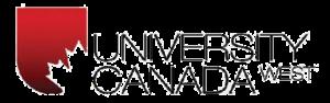 University Canada West - Image: University Canada West Logo