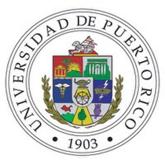 University of Puerto Rico - Seal of the University of Puerto Rico