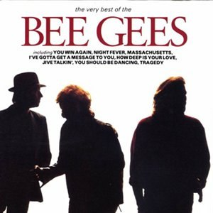 The Very Best of the Bee Gees - Image: Very Best of Bee Gees Album Cover