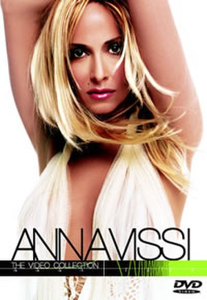 The Video Collection (Anna Vissi video) - Image: Videocollectionvissi