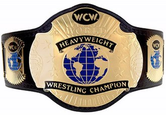 WCW World Heavyweight Championship - Image: WCW Championship (1991 1994)