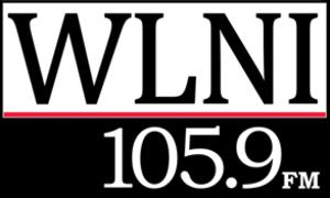 WLNI - Image: WLNI FM 2014
