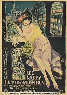 <i>Women of Luxury</i> 1925 film