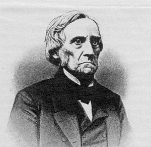 Government of Detroit - William Woodbridge, the first justice of the territorial Supreme Court.