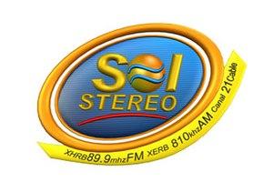 XHRB-FM - Image: XERB XHRB 89.9 810solstereo logo