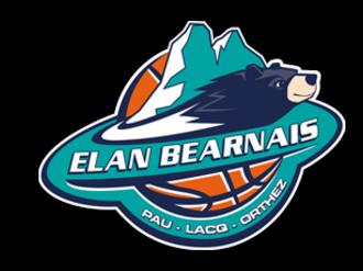 Élan Béarnais Pau-Lacq-Orthez - Image: Élan Béarnais Pau Orthez logo 2013