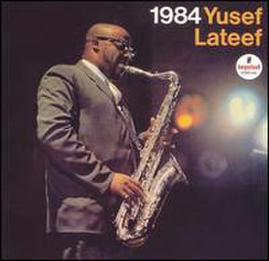 1984 (Yusef Lateef album) - Image: 1984Lateef