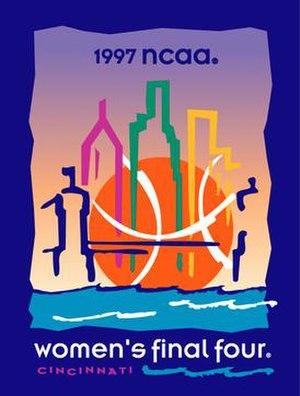 1997 NCAA Division I Women's Basketball Tournament - Image: 1997Womens Final Four Logo