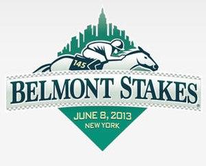 2013 Belmont Stakes - Image: 2013 belmont logo