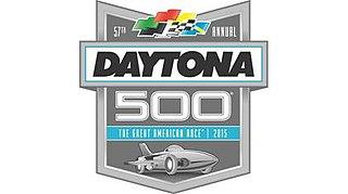 2015 Daytona 500 auto race held in 2015